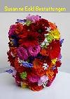 florale Urne, alternative Bestatter