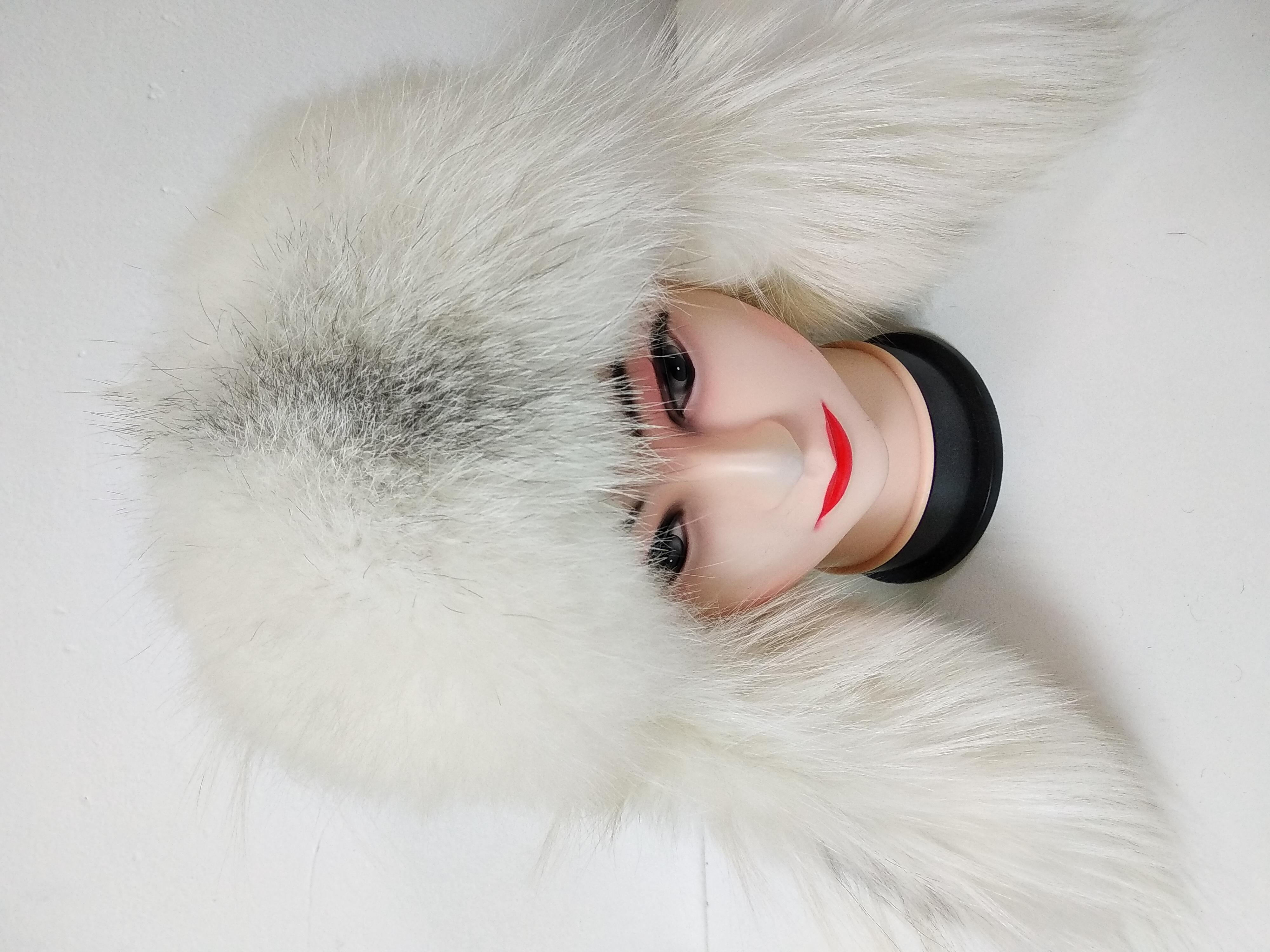 Пилот полярная лиса