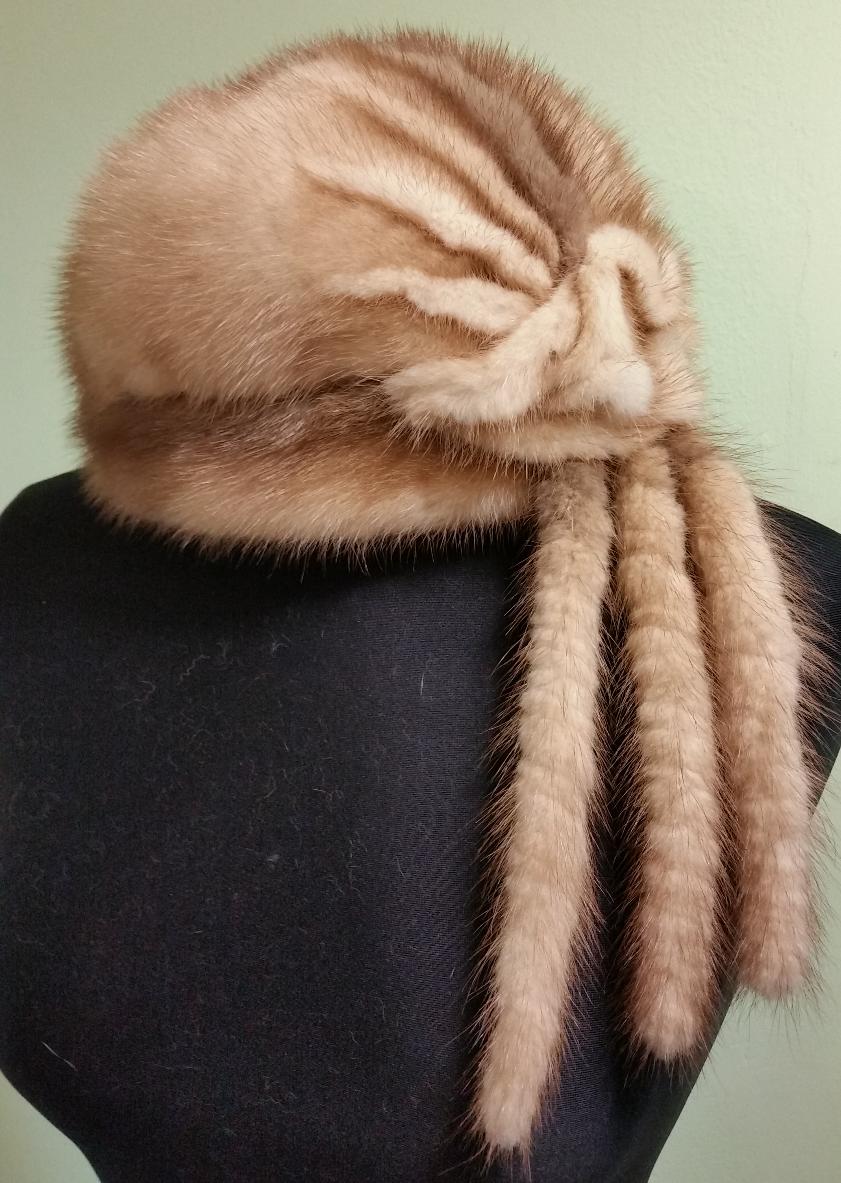 бондана хвосты