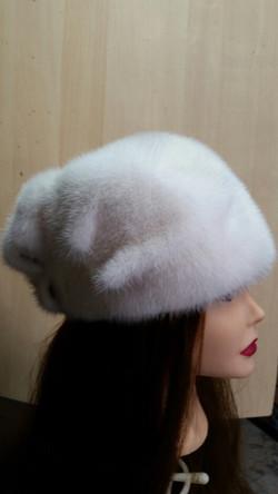 шапка бант
