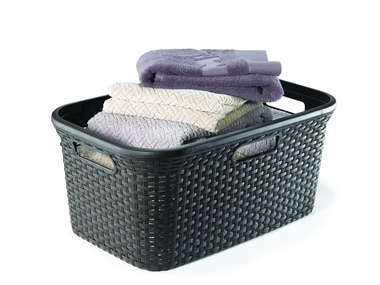 CURVER-Style Laundry Basket