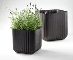 KETER-Wood planters