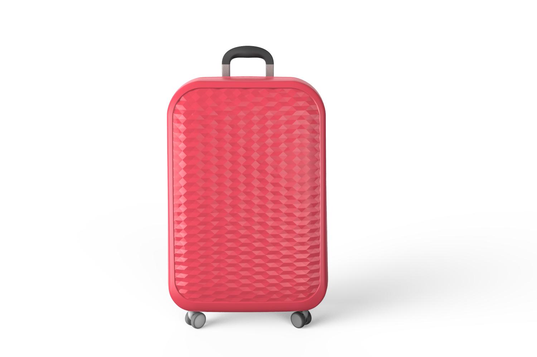 Techno Suitcase
