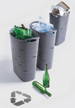 Ribbon- Recycling Set
