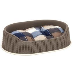 CURVER- Rattan Pet Bed