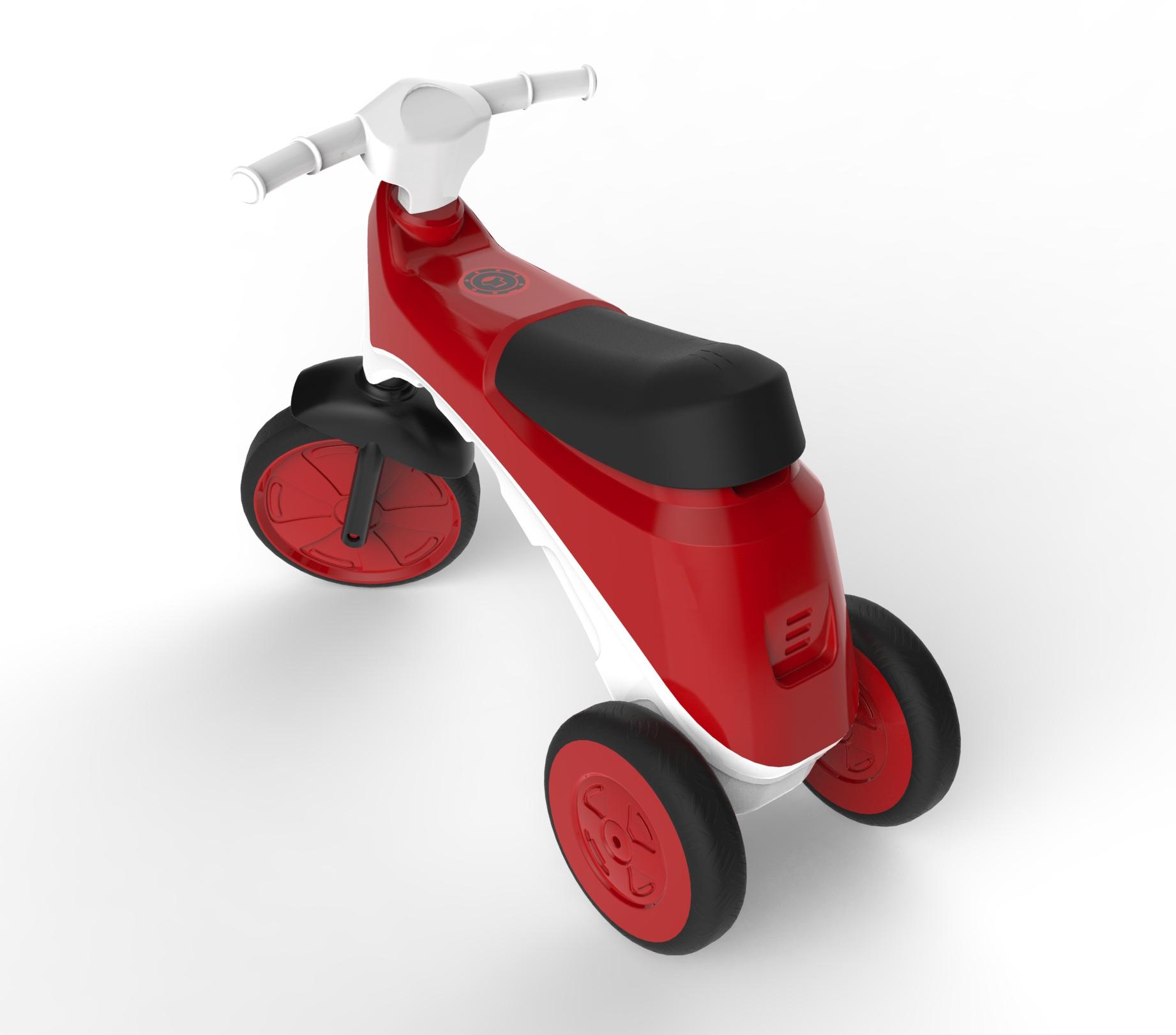 SMART TRIKE Moto Ride