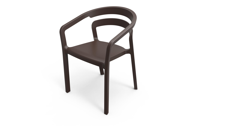EVOLUTIF - Patio Chair