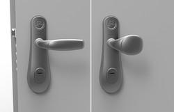 SLS- Door Handle