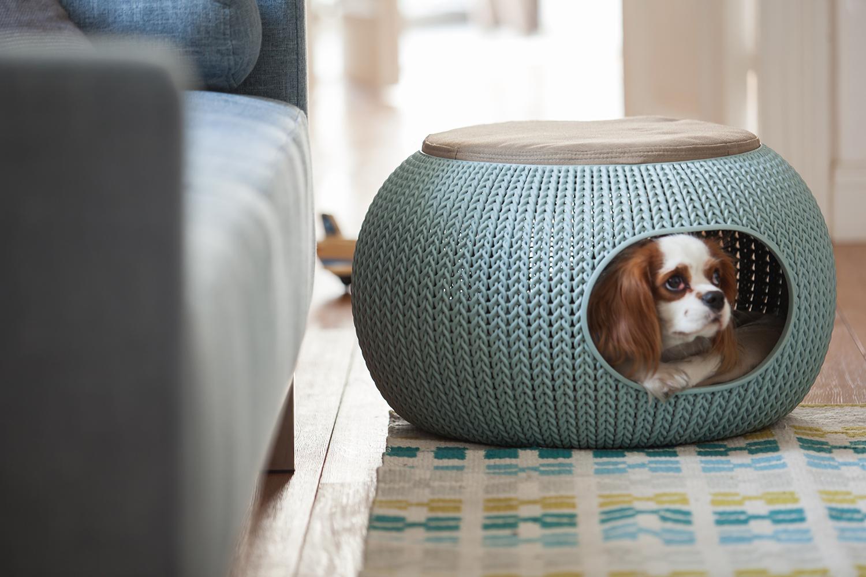 CURVER-Cozy Pet House