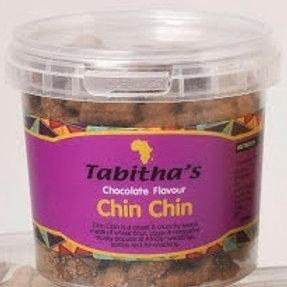 CHIN CHIN 12 X 120g CHOCOLATE