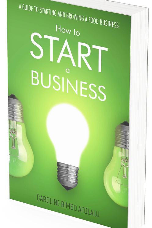 HOW TO START A BUSINESS A-GUIDE TO STARTING A FOOD BUSINESS