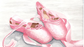 If ballet shoes could talk...