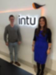 OCC visit INTU HQ