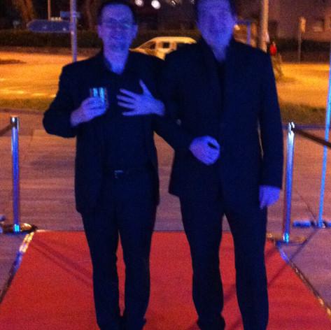 Avec Danilo