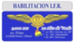 Habilitación IFR
