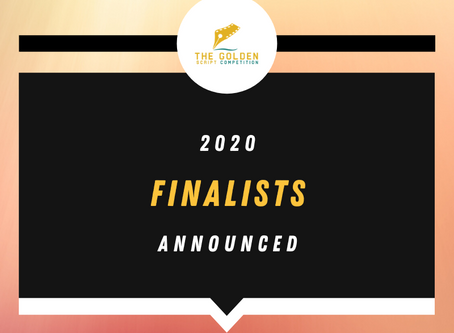 2020 FINALISTS ANNOUNCED!