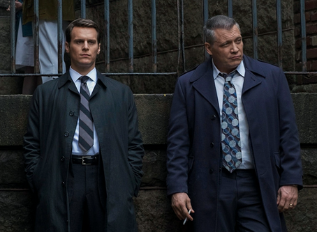 Writing for TV: Mindhunter Pilot
