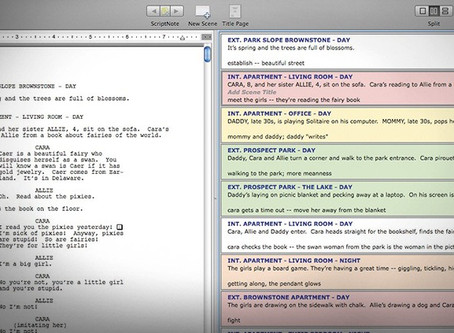 Mistakes to Avoid When Formatting a Screenplay