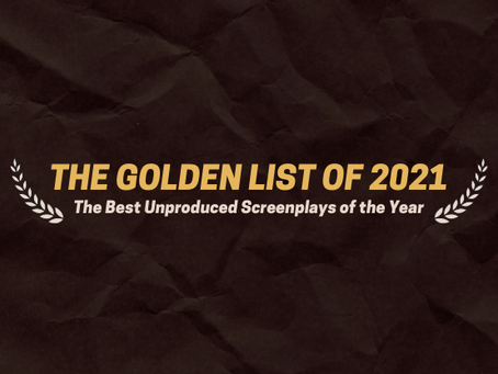 The GOLDEN LIST of 2021 ANNOUNCED!
