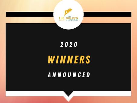 2020 WINNERS ANNOUNCED!