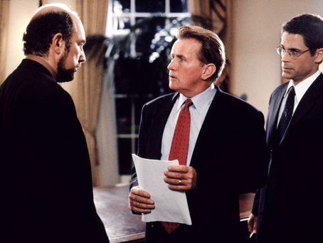 Writing for TV: The West Wing Pilot