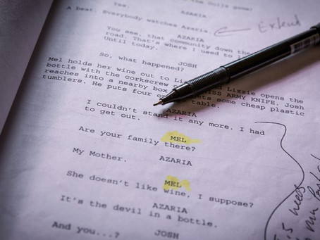 How Many Drafts does your Script Actually Need?