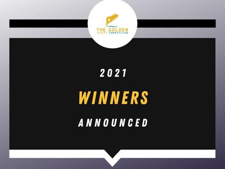 2021 WINNERS ANNOUNCED!