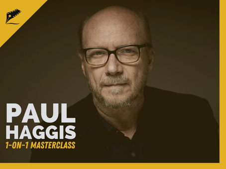 2021 Golden Script Competition Winner to Get Mentored by Two-Time Oscar-Winner Paul Haggis