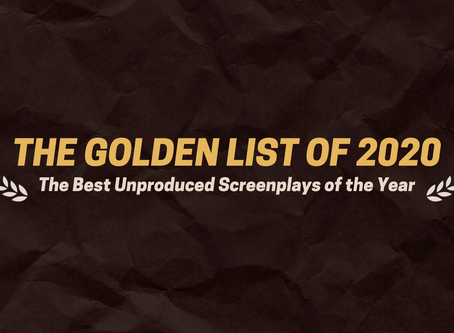 The GOLDEN LIST of 2020 ANNOUNCED!