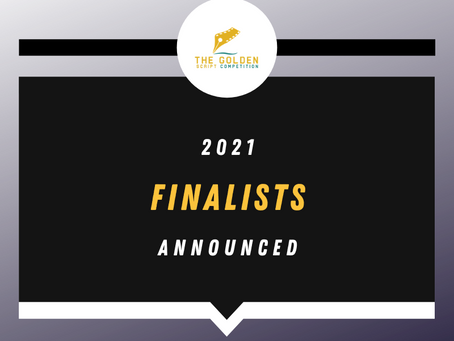 2021 FINALISTS ANNOUNCED!