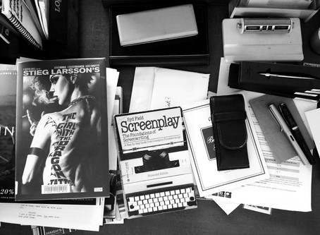Top 5 Books to Read About Screenwriting