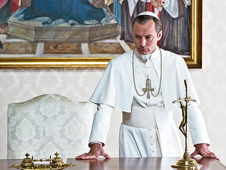 Writing for TV: The Young Pope Pilot