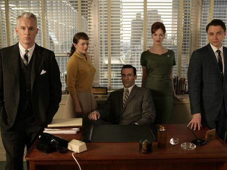 Writing for TV: Mad Men Pilot