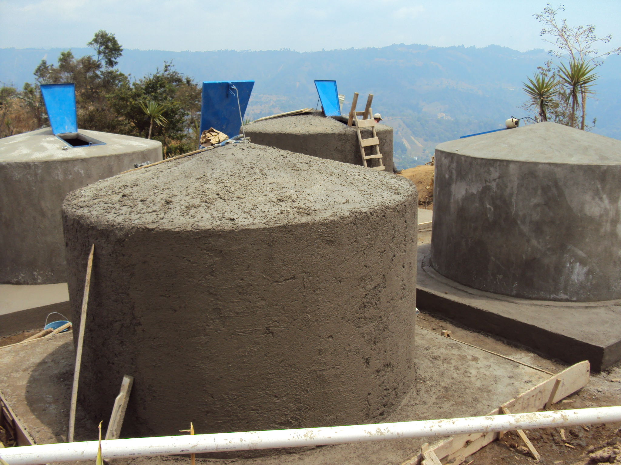 Water Tanks - 2013