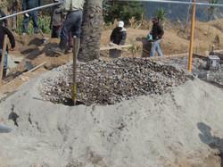 Mixing Concrete - 2013