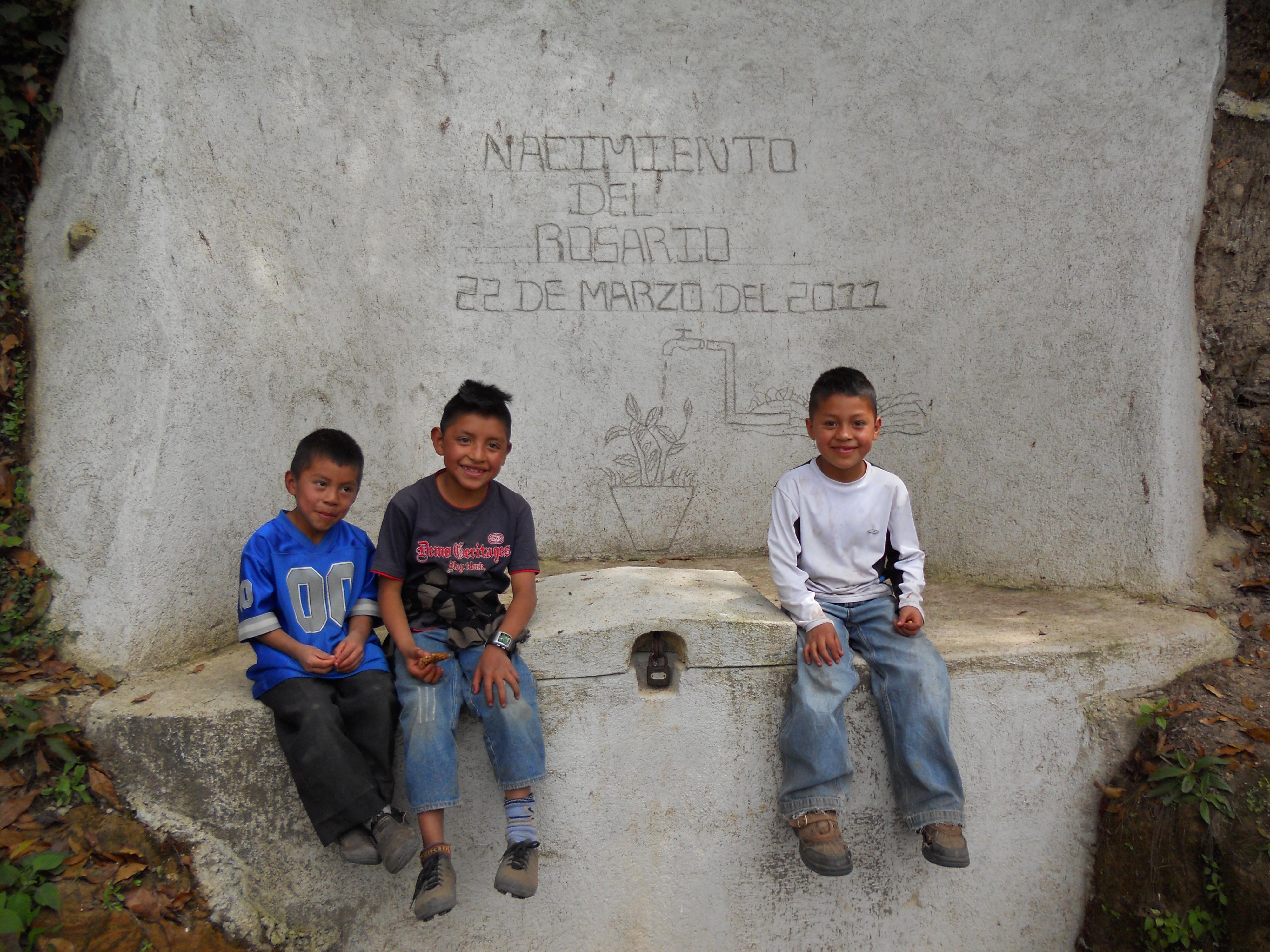 El Rosario Spring Box - 2011