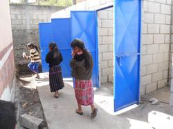 Bathrooms at School (After) 2012