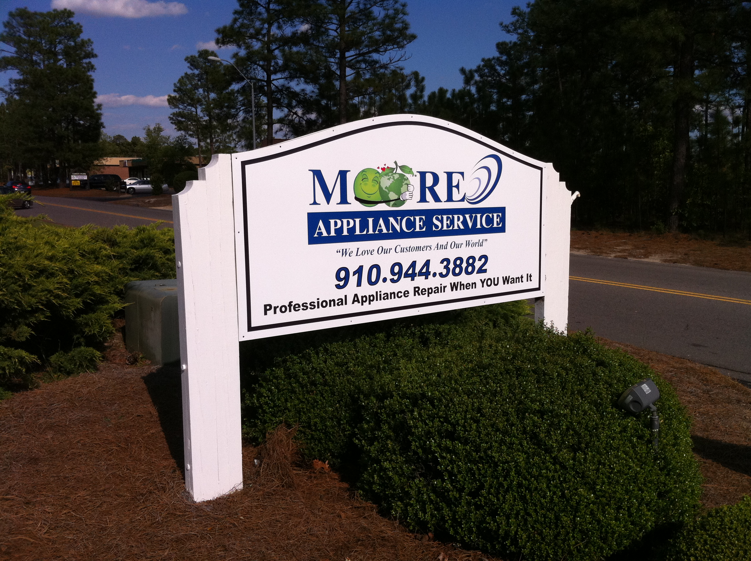 Moore appliance 2