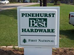 PanFace Pinehurst Hardware