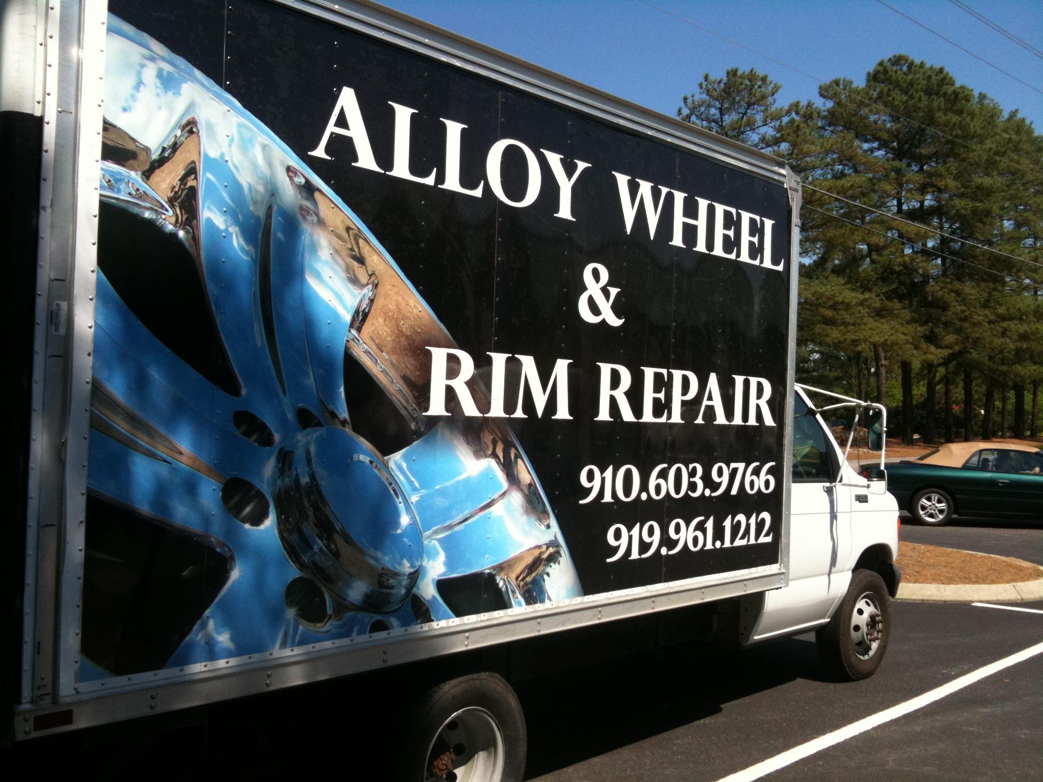 Alloy wrap