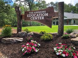 Education Center Sign Good