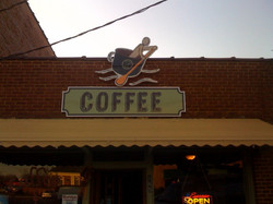 Deep River Coffee routered
