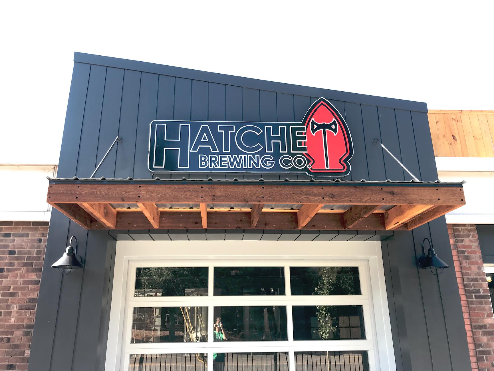 Hatchet Close