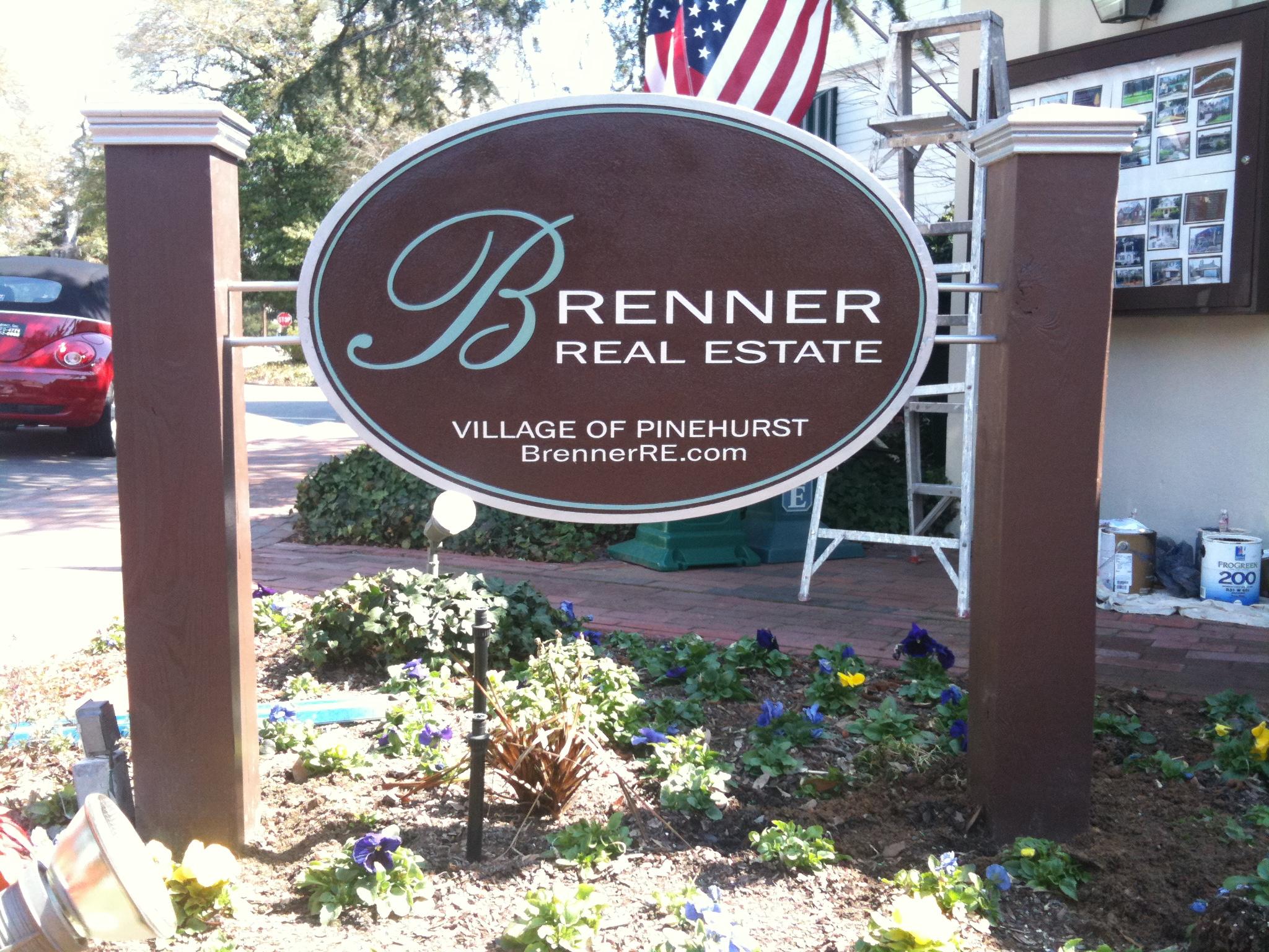 Brenner Sandblasted