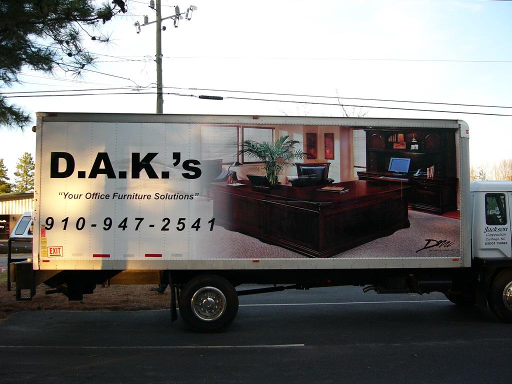 Wrap Dak's8