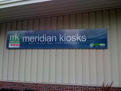 MK Front Sign