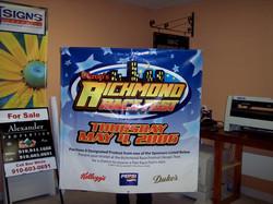 Banner Richmond Racefest