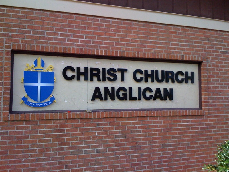 Christ Church Anglican 1
