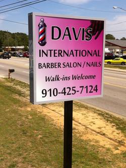 Davis Barber Shop