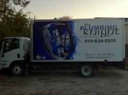 The plumbing knight